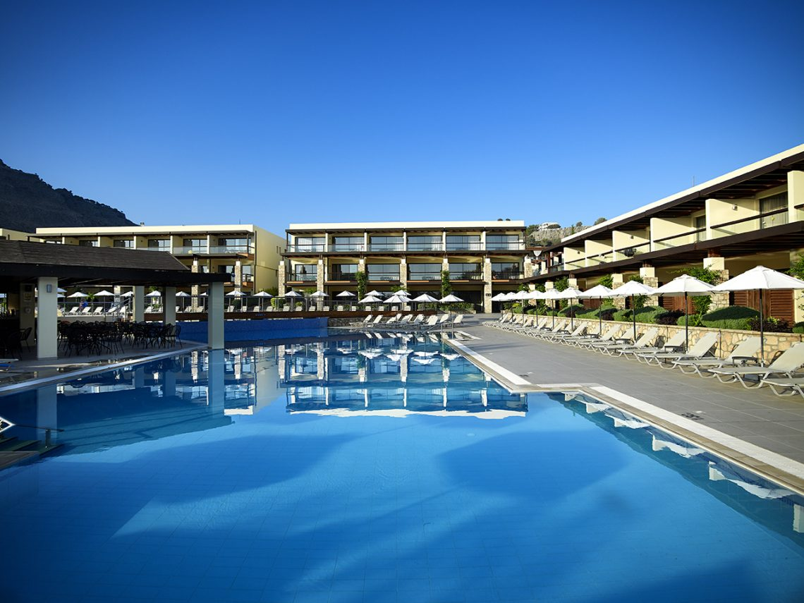 Island Blue Hotel – Welcome to Pefkos